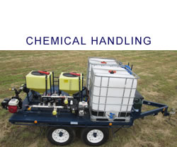Chemical Trailer